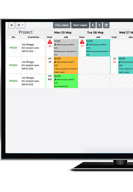 Resource planner 1