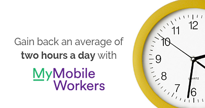 MyMobileWorkers real-time information