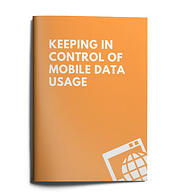 Keeping Control of mobile data usage