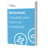 Worksheet: Calculate your ROI