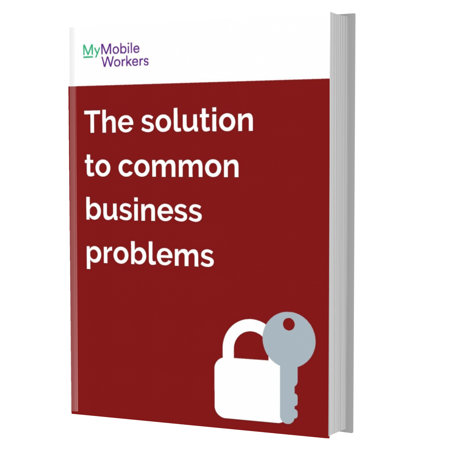 Choose the business problem you want to solve