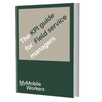 KPI guide for field service managers