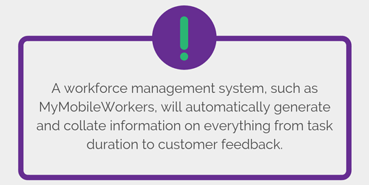 Find out more about automation in our field service management guide