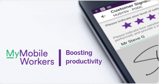 How businesses have boosted productivity with MyMobileWorkers