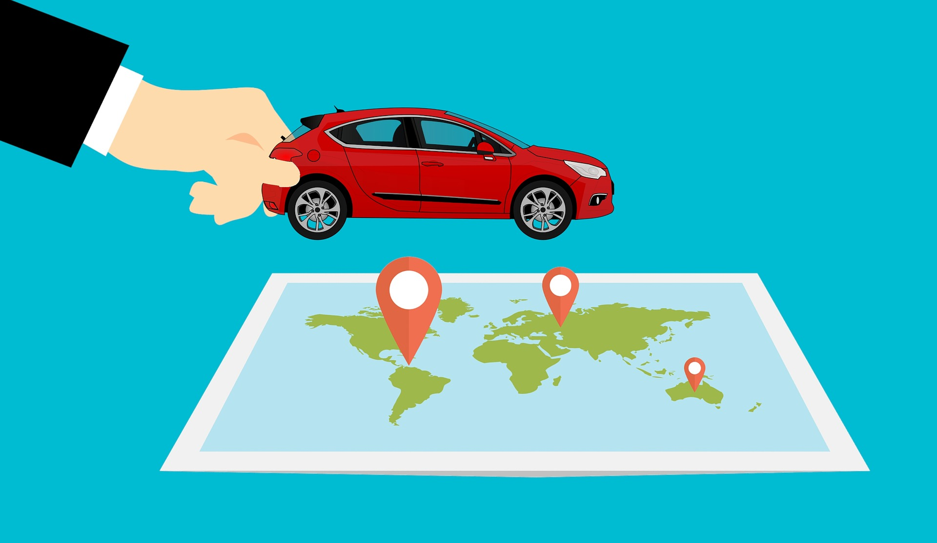 Pros and cons of GPS vehicle tracking